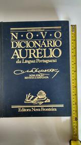Dicionario Aurelio Portugues Grande Frete Grátis