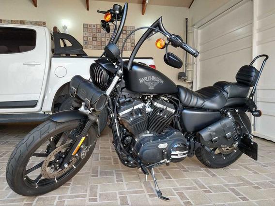 Harley-davidson Xl883n Iron