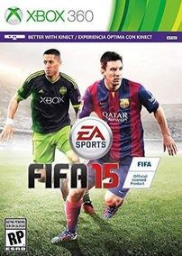 Fifa 15 - Xbox 360 Mídia Física
