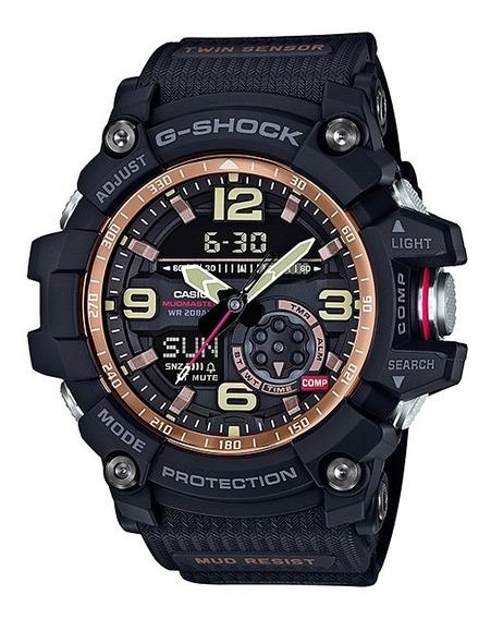 Relógio G-shock Mudmaster Gg-1000-1a3dr Novo