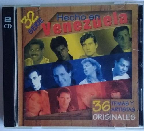 Karina, Kiara, Melissa. Hecho En Venezuela. 2 Cds Original