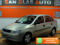 Chevrolet Corsa Ii 4p Gl 1.8 San Blas Auto