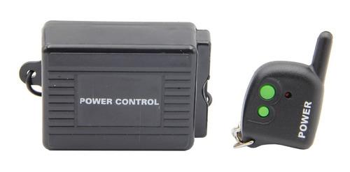 Kit Control Remoto Transmisor Y 1 Receptor | 12 Vdc