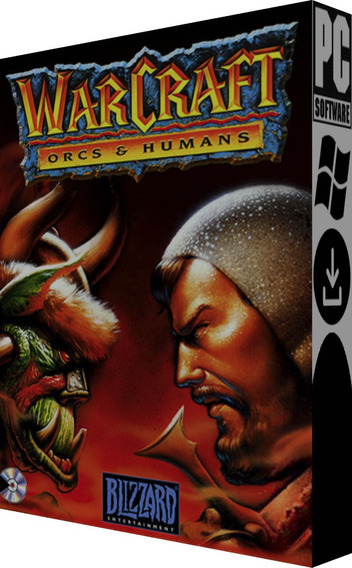 Warcraft: Orcs And Humans - Pc - Mídia Digital