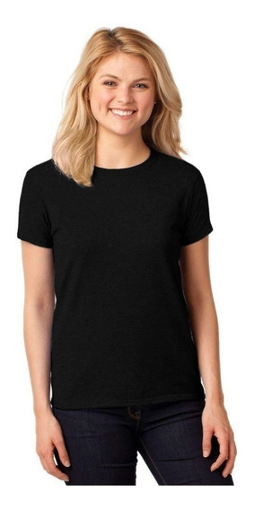 Kit 5 T-shirt Femininas Atacado Blusas Baratas Revenda Roupa