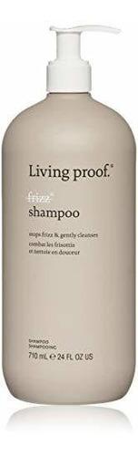Living Proof No Frizz Shampoo Para Unisex, 24 Oz