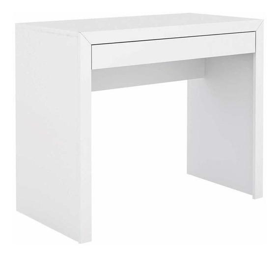 Escrivaninha Tecno Mobili, Branco - Me-4107