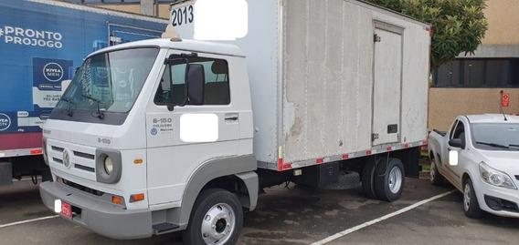 Vw 8150 Delivery C/baú $69990,00 Condição Somente A Vista