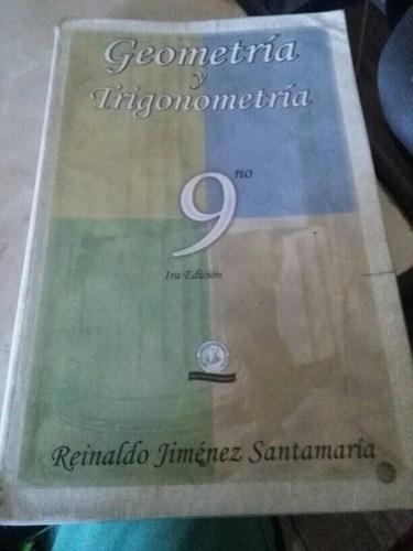 Geometria Y Trigonometria 9. Reinaldo Jimenez