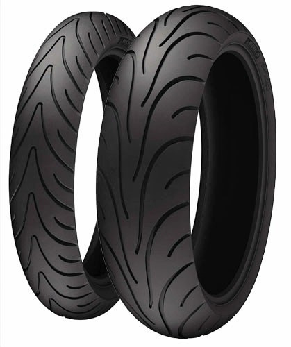 Pneus Road 2 Michelin 120/70-17 190/50-17 Hornet Cbr Srad Cb
