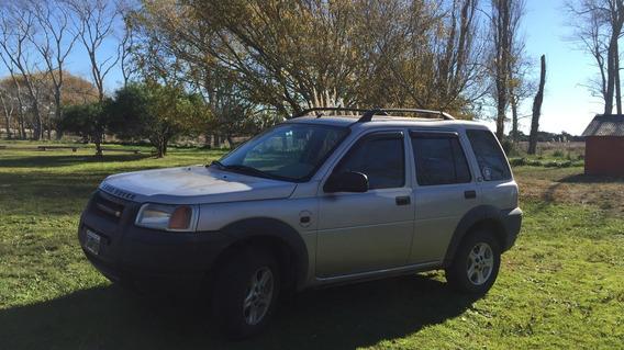 Freelander 4x4 1,8 Nafta Motor Completo Recien Hecho