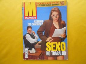 Revista Manchete Nº2.365- 02 De Agosto 1997