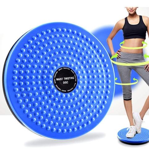 Imagen 1 de 3 de Disco Twister Reductor Modelador De Cintura Waist Twisting