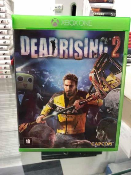 Dead Rising 2 Xbox One Mídia Física Seminovo