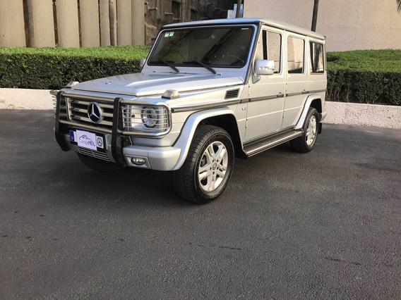 Mercedes-benz Clase G G500
