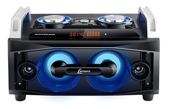 Mini System 150w Lenoxx Bluetooth/fm/mp3/aux/usb Ms8300
