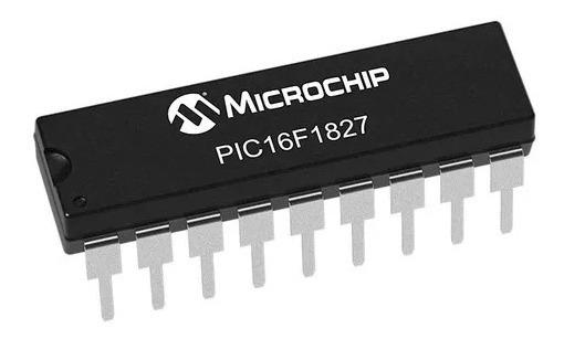 100 Peças Microcontrolador Pic 16f1827 Substitui O 16f628a*