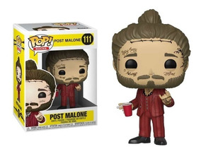 Funko Pop! Rocks - Post Malone #111