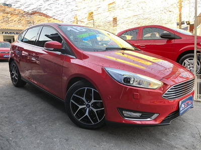 Ford Focus 2.0 Titanium Flex Powershift 5p 2018