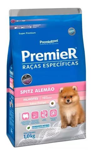 Premier Raças Específicas Spitz Alemão Filhotes 2,5kg