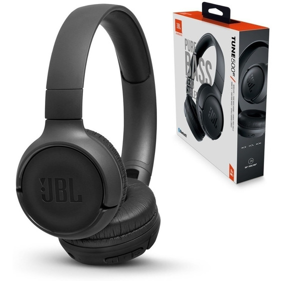 Fone De Ouvido Jbl Tune T500bt Headphone Bluetooth Original