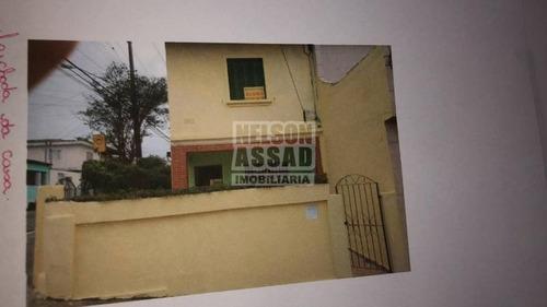 Imagem 1 de 10 de Sobrado Para Venda No Bairro Parque Boturussu, 2 Dorm, 0 Suíte, 1 Vagas, 60 M - 874