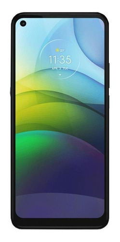 Imagen 1 de 7 de  Moto G9 Power Dual SIM 128 GB verde granito 4 GB RAM