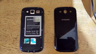 Samsung Galaxy S3 Orig Gt-i9300 Preto16 Gb Quadcore 8mp