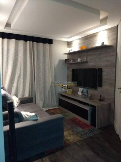 Apartamento Com 3 Dormitórios À Venda, 85 M² Por R$ 690.000,00 - Vila Formosa - São Paulo/sp - Ap1745