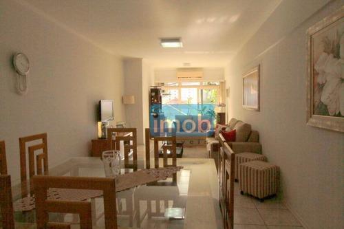 Apartamento À Venda, 152 M² Por R$ 700.000,00 - Gonzaga - Santos/sp - Ap7715