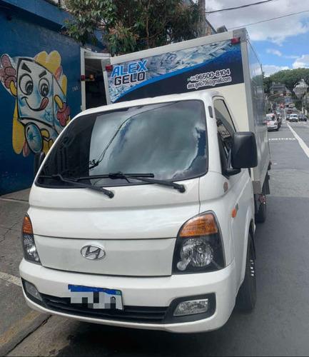 Hyundai Hr Com Baú Refrigerando