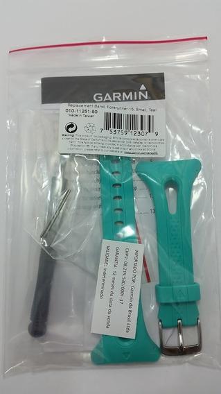 Pulseira Original Garmin Forerunner 10 E 15 - Pequena