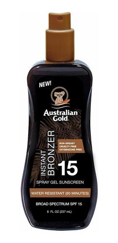 Bronceador Australian Gold Spray Gel Sp - mL a $295