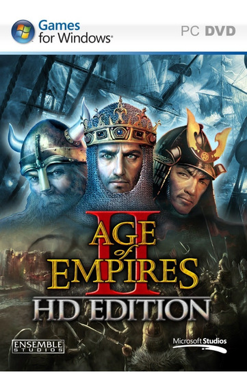 Age Of Empires 2 Hd Edition Pc Midia Digital Original
