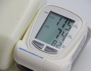 Eastshore B22y Muñeca Monitor De Presion Arterial 90 Memoria