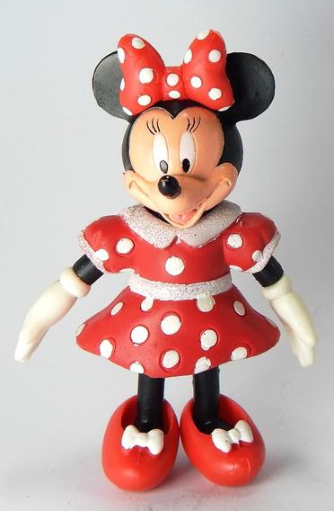 Boneca Minnie + Acessorios + Roupas + Plutto