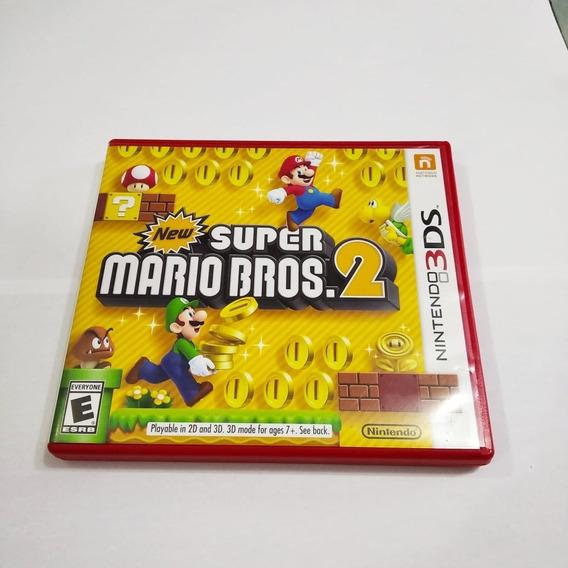 New Super Mario Bros 2 3ds Usado