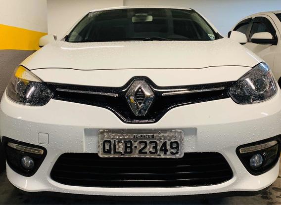Renault Fluence 2.0 Dynamique Plus X-tronic Hi-flex 4p 2016