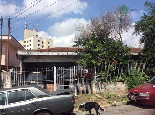 Imagem 1 de 14 de Casa Residencial À Venda, Jardim Taboão, São Paulo. - Ca0173