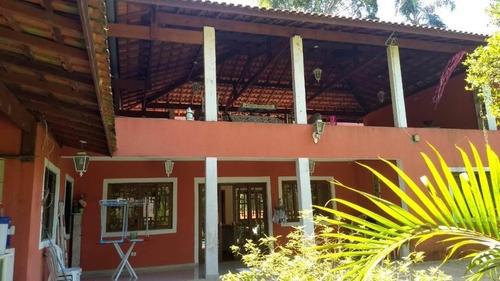 Chácara Com 4 Dormitórios À Venda, 900 M² - Alvarenga - São Bernardo Do Campo/sp - Ch0522