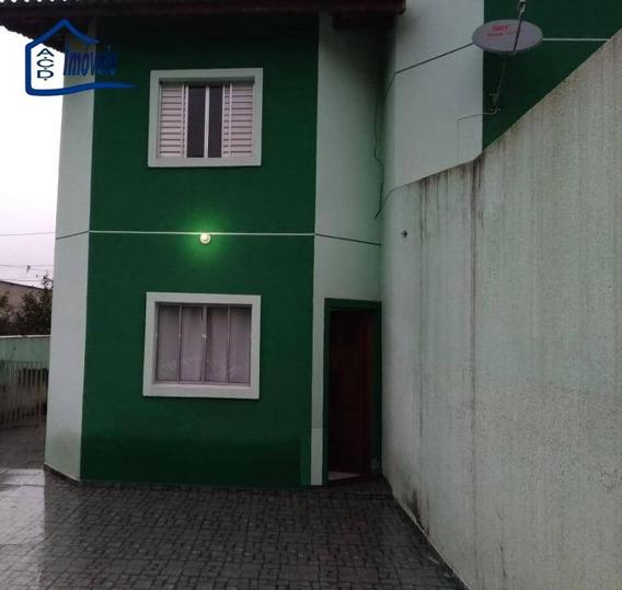 Sobrado Residencial Para Venda E Locação, Parque Residencial Scaffid, Itaquaquecetuba - So0109. - So0109