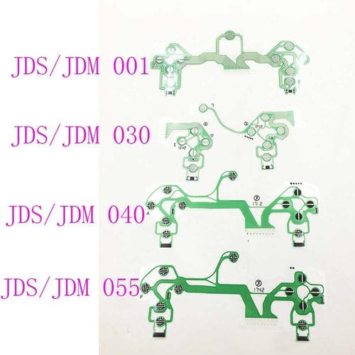 Circuito Membrana Conductiva De Joystick De Ps4
