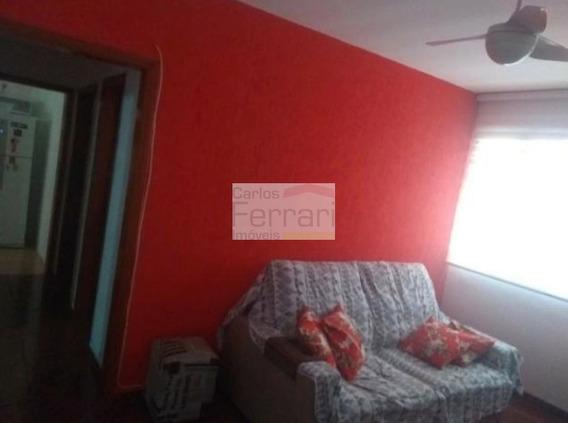 Apartamento Com 02 Dormitórios, Sendo 01 Suíte - Cf23023