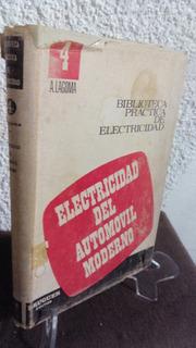 Electricidad Del Automovil Moderno Alfonso Lagoma