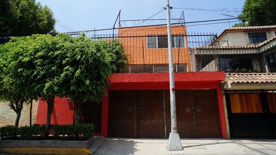 Rcr - 1811. Casa En Renta Colonia Residencial Zacatenco En Gustavo A. Madero