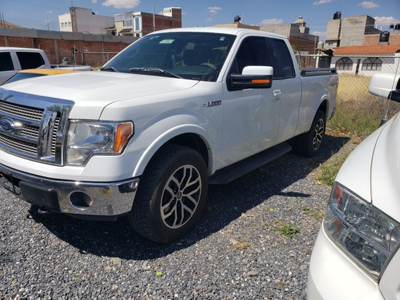 Ford Lobo 2012 3.5 Lariat Cabina Doble 4x4 Mt