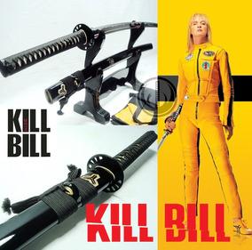 Katana Kill Bill Com Fio Corte Afiada Espada Hattori Hanzo