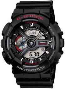 Relógio Casio G-shock Analógico-digital Ga110-1adr Original