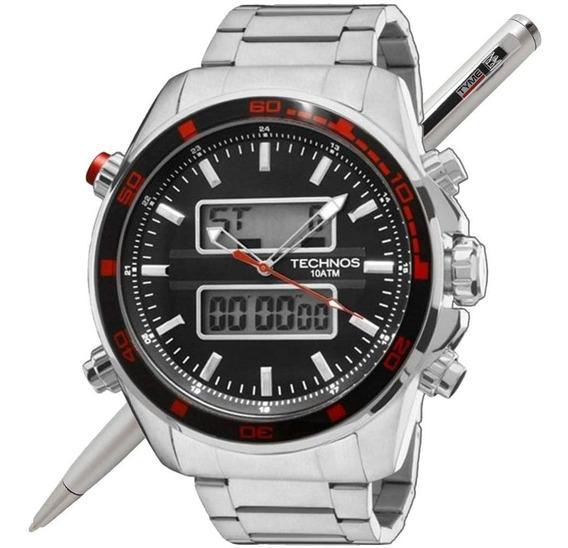 Relógio Technos Masculino Ts Digi 0527af/1p - C/ Nota Fiscal