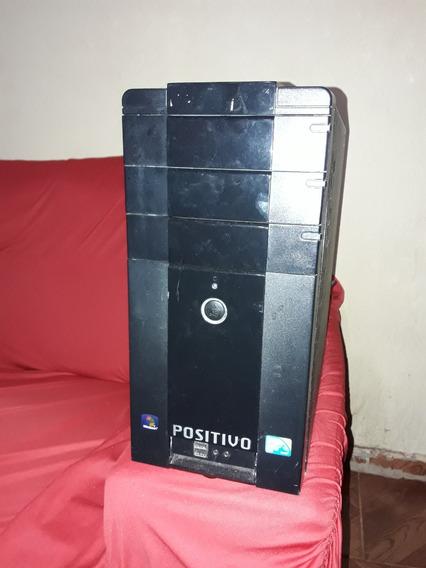 Computador Desktop Positivo Intel Core 2 Quad Q8200